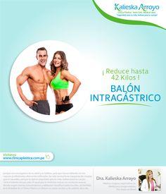 Kalieska Arroyo | Reduce hasta 42 kilos