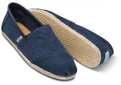 TOMS - Freetown Nacy Men's Classics    Want
