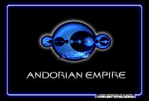 STARFLEET INTELLIGENCE FILE: Emblem of the Andorian Empire, founding member of the United Federation of Planets; UFP; Alpha Quadrant; STAR TREK