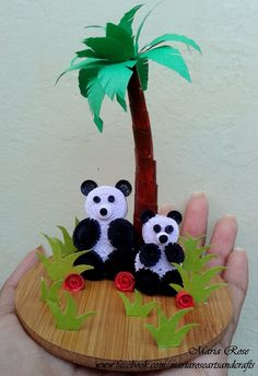 quilling miniatures - Google Search
