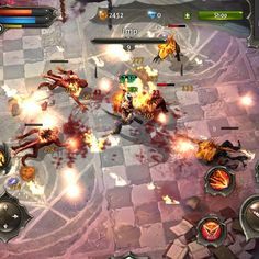 @apppipes photo: Dungeon Hunter 4 rocks #ios