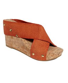 Lucky Brand - I am loving orange this year.