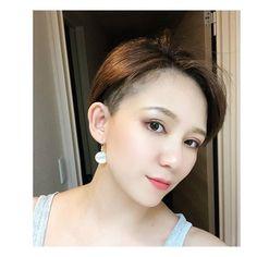 Asian Short Hair, Short Hair Styles, I Am Awesome, Instagram, Fashion, Bob Styles, Moda, Fashion Styles, Short Hair Cuts