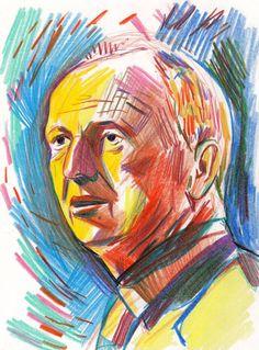 Expressive Drawings - Ken Livingstone