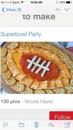 Football food ishouldbewashingclothes