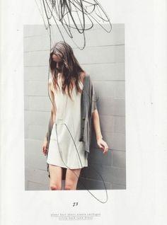 ✖ scribble scrabble   fashion girl   dahlia wolf