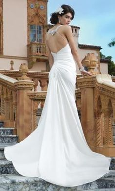 Sincerity 3847 10: buy this dress for a fraction of the salon price on PreOwnedWeddingDresses.com