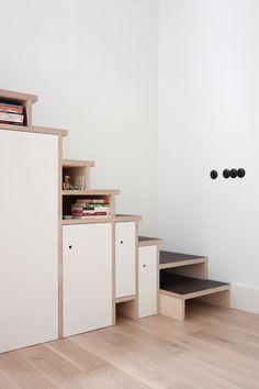 Casa Plywood Trio >>> NEW! : BUJ+COLÓN arquitectos