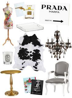 apartment decor / Flyover Fashion