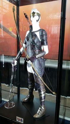 Wonder Woman movie General Antiope costume