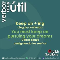 English Tips, Spanish English, English Study, English Class, English Lessons, Learn English, English Vocabulary Words, Spanish Words, English Phrases
