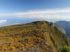 Maïdo, île de La Réunion