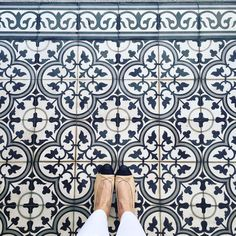 Ruby Tuesday. #ihaveathingwithfloors#ihavethisthingwithtiles#ihavethisthingwithfloors#amazingfloorsandwanderingfeet#carrelage#design#fwis#fromwhereistand#igers#instagood#jj#lookyfeets#lookingdown#pattern#singaporegypsy#selfeet#shoefie#blackandwhite#monochromatic#tiles#tileaddiction#viewfromthetop#chanelshoes@rubylicious25 by singaporegypsy
