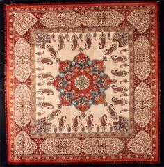 Furnishing fabric, Esfahan, Iran