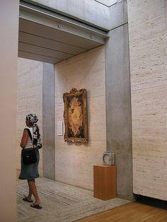 Kimbell Art Museum, Fort Worth, TX // Louis Kahn