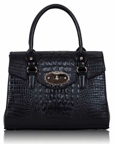 L00122. BAYSWATER STYLE CROC EFFECT TOTE BAG #wholesaledesignerhandbags Wholesale Designer Handbags, Online Shopping Stores, Crocs, Tote Bag, Stylish, Carry Bag, Tote Bags