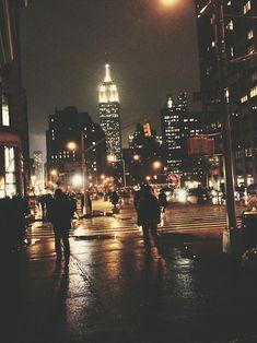 #Street, #Lights, #Buildinigs.