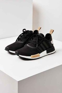 the best attitude 899b1 bd5a7 adidas Originals NMDR1 Sneaker - Urban Outfitters  giftryapp Adidas  Nmds, Black Adidas Nmd