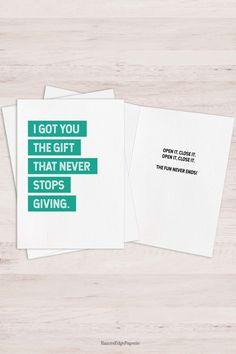 Bday Cards, Rude Birthday Cards, Birthday Humorous, Birthday Sayings, Funny Brother Birthday Cards, Unique Birthday Cards, Card Birthday, Father Birthday Cards, Birthday Stuff