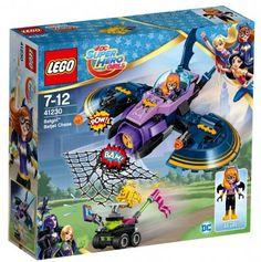LEGO® DC Super Hero Girls 41230 Batgirl™ Jakt med Batjet