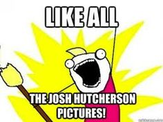 Josh Hutcherson. Any picture he's in is a great picture ;)