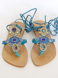 give me summer Mystique Sandals, Turquoise Sandals, Cute Summer Outfits, Gladiator Sandals, Style Me, Give It To Me, Footwear, Princess, Boots