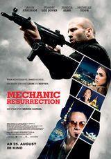 Poster zu Mechanic: Resurrection
