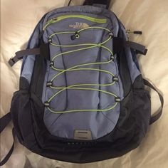 2f43f27fe8 North Face Borealis Backpack No rips or tears, used for less than a year, a  couple pen marks that will come out if you Wash it. Laptop slip in main ...