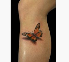 19 Monarch Butterfly Tattoo