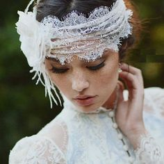 Copricapo-vintage-pretty boho-wedding style