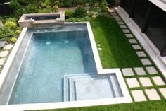 geometric+pools | visit houzz com