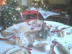 table festive et conviviale