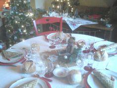 table festive et conviviale