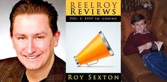 """""""Honest, humorous, witty, delightfully snarky… Sexton's approach to movie, concert, music, and theatre reviews rivals that of legendary Gene Siskel. If you loved the first volume, then you are sure to enjoy Volume 2: Keep 'Em Coming."""" Read more ….  http://reelroyreviews.com/2015/01/07/legal-news-coverage-law-firm-vp-to-publish-second-book-of-film-and-media-critiques/"""