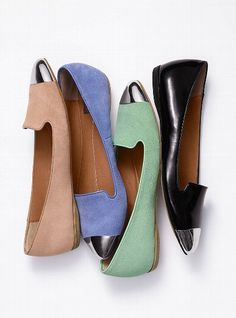 I LOVE these Dolce Vita Lunna Cap-toe Flats, but I haven't been able to find them in my size!
