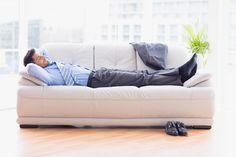 Sala de descanso vía Shutterstock