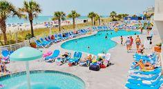 Bay Watch Resort & Conference Center: A Welcoming Oceanfront North Myrtle Beach Resort   Oceana Resorts by Wyndham Vacation Rentals