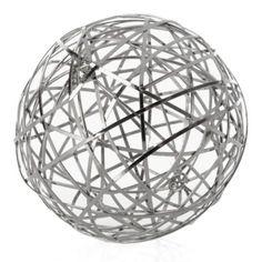 Nest Sphere - Silver from Z Gallerie