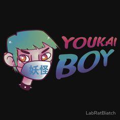Youkai Boy