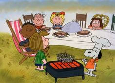 Aww, remember A Charlie Brown Thanksgiving?