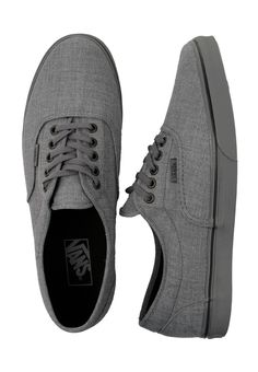 Vans LPE in smoked pearl gray.