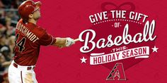 D-backs Give the Gift of Baseball for Cyber Monday