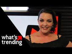Caro Emerald performing 'Back it Up' @ What's Trending