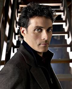 Rufus Sewell...favorite movies: Dark City, The Holiday, Middlemarch...love him as a bad guy and even more as a good guy.