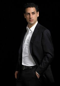 Juan Diego Florez. There isn't anything sexier or more beautiful than this man and his voice!