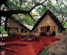 Custom Design Tents - Ultra Luxury African Canvas Safari Tents, Eco-Lodges, Island Dwellings and Resort Tents
