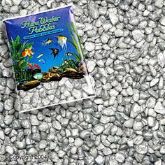 Frosted Gravel 5lb - Silver Frost 8pc