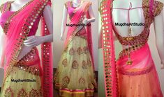 banjara work lehengas - Google Search