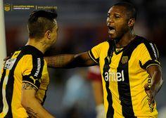 #TorneoApertura   #Peñarol 4-1 #Atenas.  Fecha 9