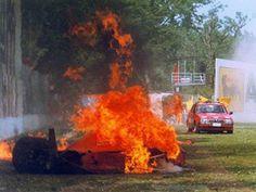 Gerhard Berger e l'inferno di Imola '89